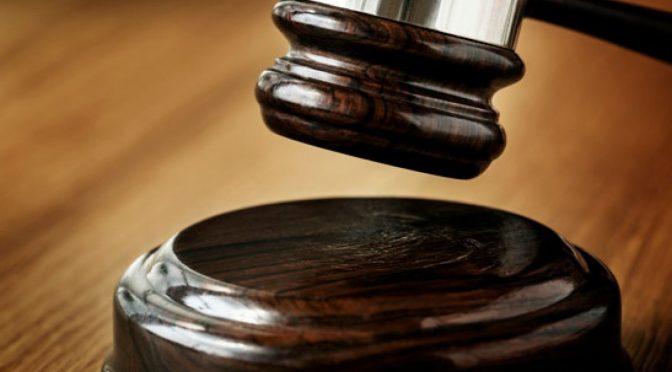Суд оставил без изменений меру пресечения для Сафронова