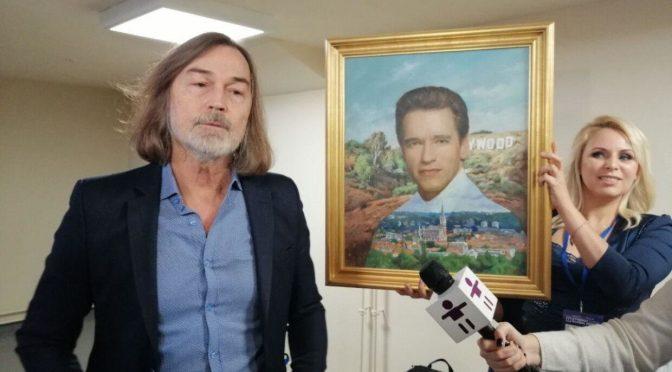 Художник Никас Сафронов подсчитал количество своих внебрачных детей