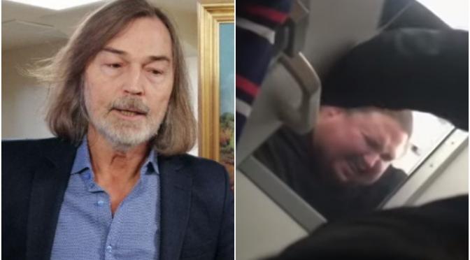 Сафронов заявил о планах «отрезать желудок» сыну после инцидента в туалете самолета