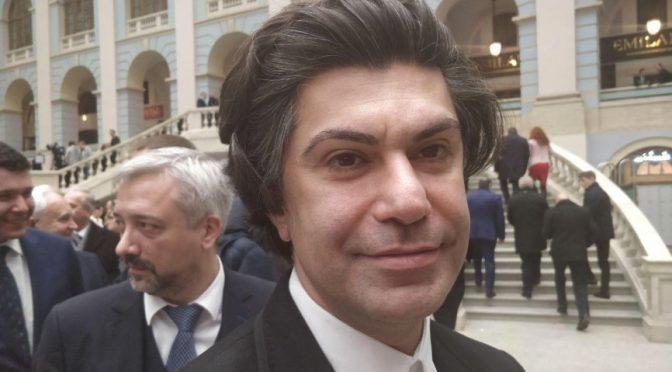 Сафронов назвал причины гей-скандала с участиемЦискаридзе и Юдашкина