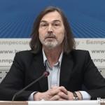 Никас Сафронов в Минске