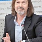 Никас Сафронов в Белоруссии