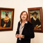 Выставка Никаса Сафронова в Нижнем Новгороде