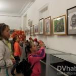 Выставка акварели в Биробиджане