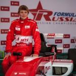 Станислав Сафронов - Вице-чемпион автогоночной серии Formula Russia-2013