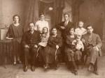 Семья Сафроновых